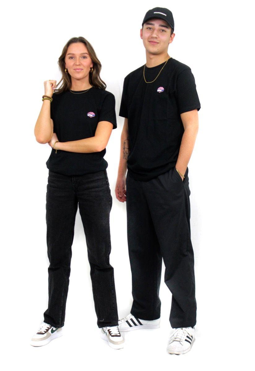 Ski t-shirt - Mindless Tee - Black - W
