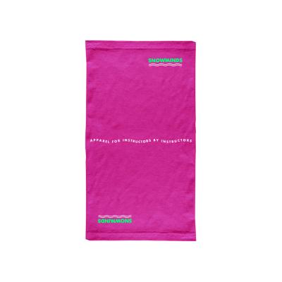 Merino Neck Gaitor Pink Unisex - Pink OneSize